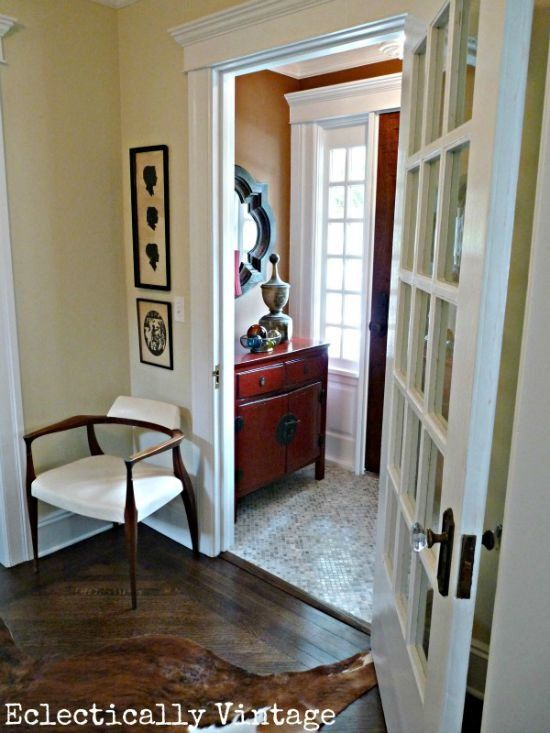 Love This Entrance Vestibule That Can Closed Off From