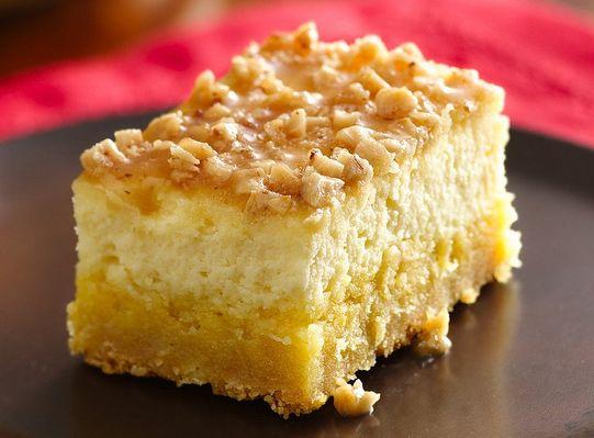 Sugar Cookie Cheesecake Bars Recipe