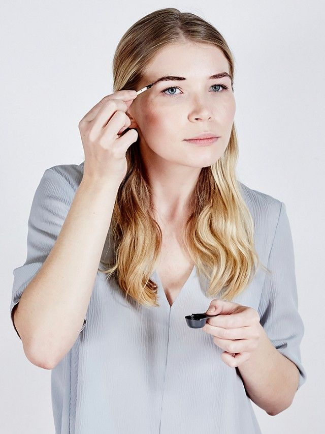 It's not as scary as it sounds. One of the best eyebrow dying tutorials out there. Complete with steps and photos!