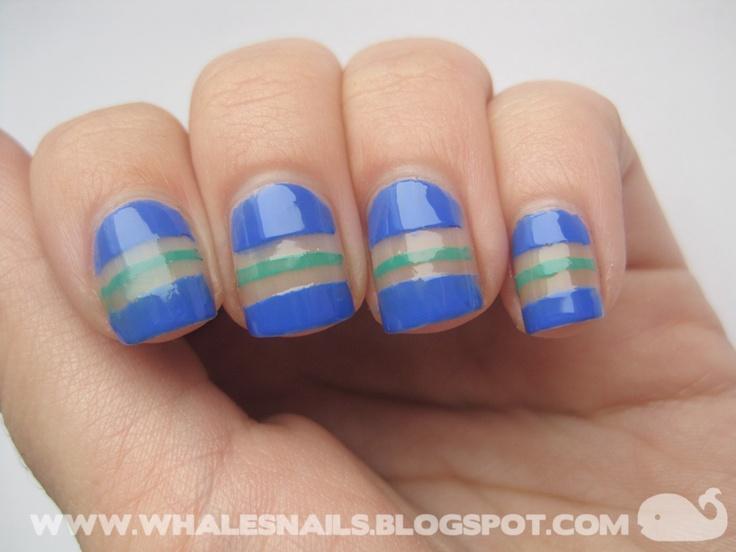 Tape Stripes