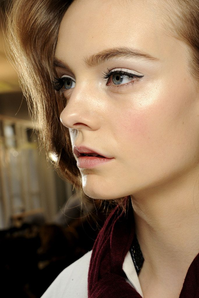 Christian Dior Spring 2012 Couture Fashion Show Beauty
