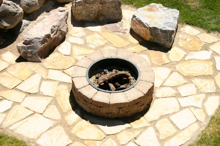 35 Best Images About Fire Pit Ideas On Pinterest