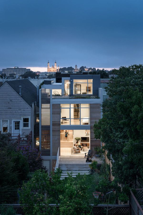 Fitty Wun House Renovation by Feldman Architecture