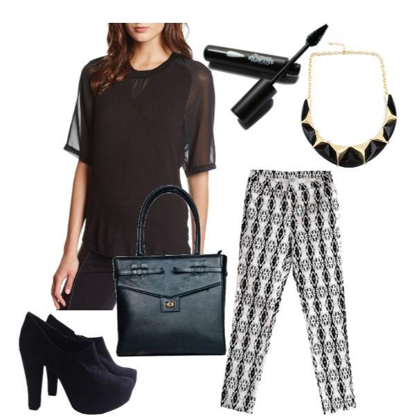 Outfit Total Look Black Friday blackfriday, descuento, totalblack, viernes, oficina en Colombia