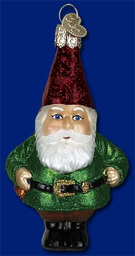 Check out the deal on Old World Christmas® Gnome Ornament at ChristmasOrnamentStore
