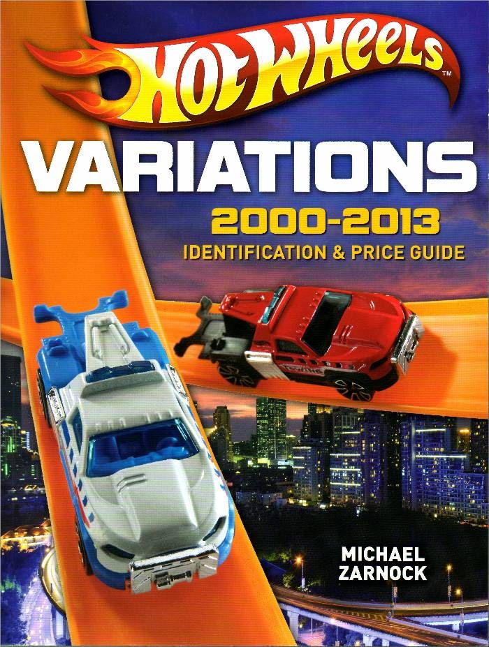 "The All New ""Hot Wheels Variations 2000-2013"" Get your autographed copy today! Click here to get yours-> http://www.mikezarnock.com/variations_2000_2013.html  #hotwheels #mattel #toys #hotrod"