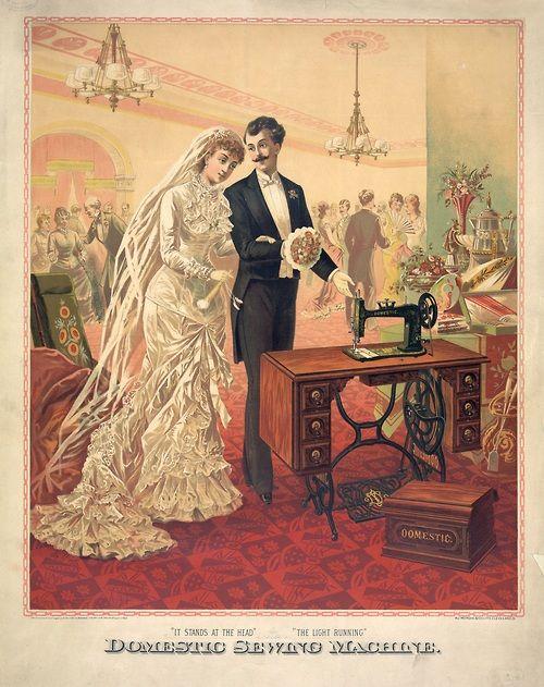 singer sewing machine trade cards