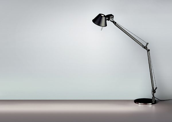 TOLOMEO CLASSIC Designed by Michele de Lucchi and Giancarlo Fassina http://www.artemide.us/Products/Artemide/Table/Tolomeo_Table_Classic/Tolomeo_Table.pdf