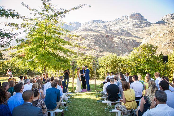 Strong Wedding - Cederberg