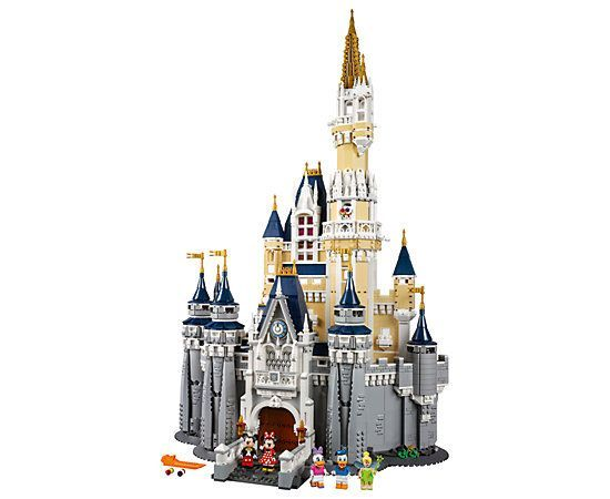 Cinderella Castle Lego playset. I wish I could afford it! Augh! </3