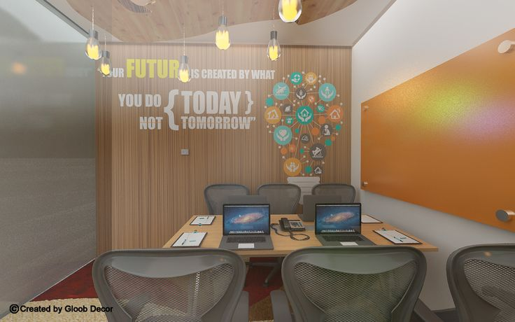 Coverfox meeting room
