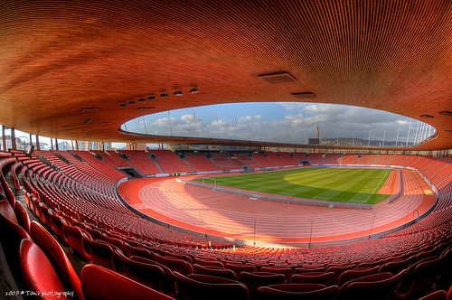 Letzigrund Stadium@Zurich Switzerland (via Toni_V)