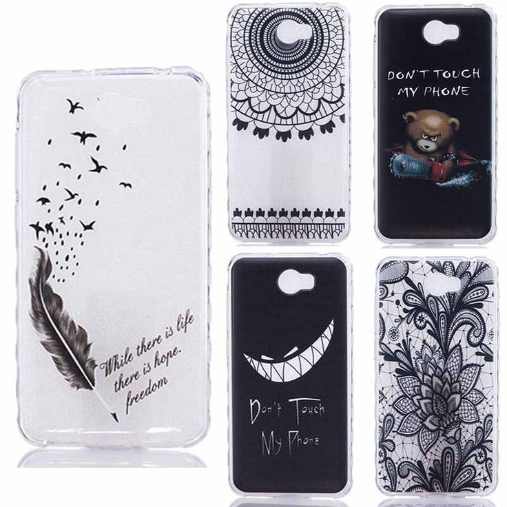 Translucent Delicate Design Back Case for Huawei Y5 II Cover Y5 II TPU Silicone Cover for Huawei Y5 II Case Phone Coque #>=#>=#>=#>=#> Click on the pin to check out discount price, color, size, shipping, etc. Save and like it!