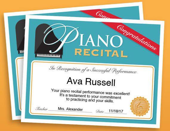 11 best Award Certificates for Kids images on Pinterest - sample certificates for kids