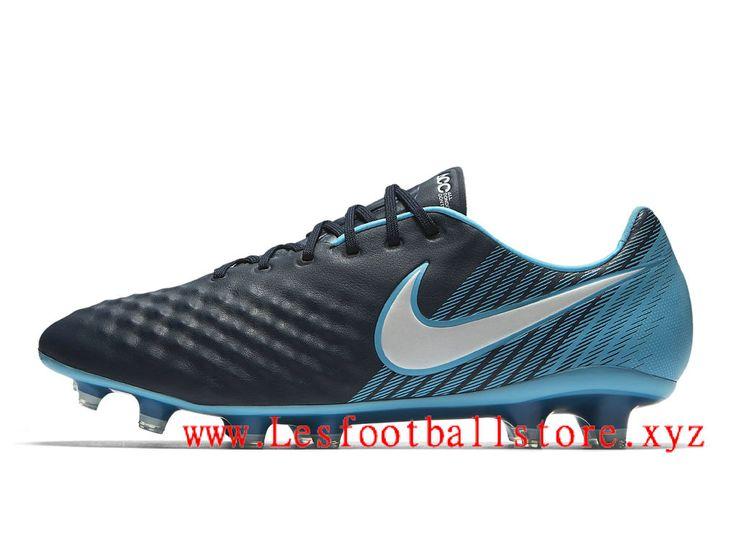 Nike Magista Opus II Chaussure de football à crampons pour terrain sec Pour  Homme Bleu Noir 843813_414-Merci pour votre confiance et bon shopping sur  ...