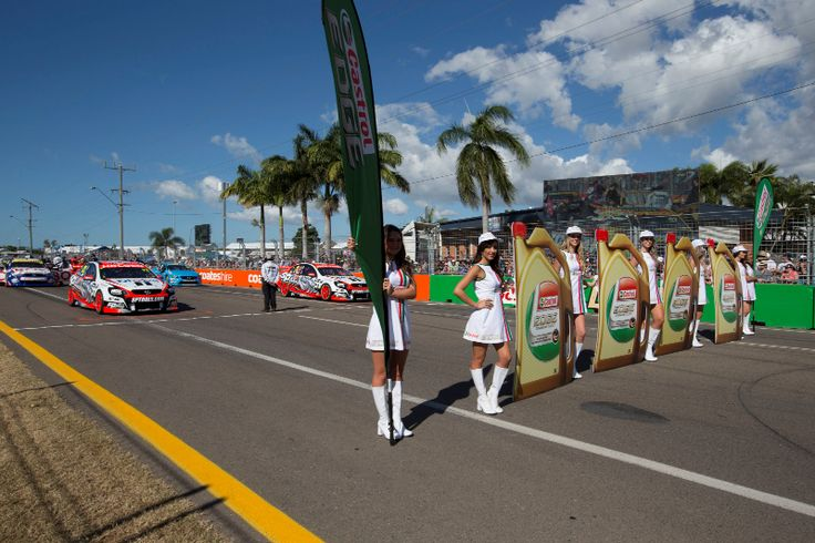BIGGEST ENTERTAINMENT LINEUP EVER AS V8 SUPERCARS THUNDER INTO TOWNSVILLE