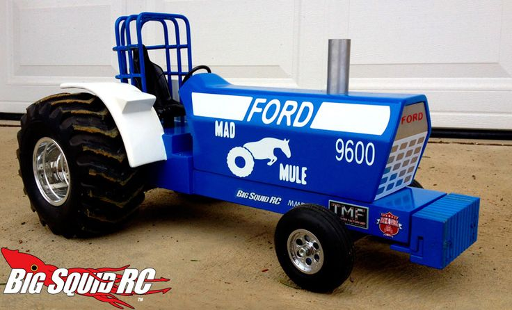 rc tractor pulling « Big Squid RC – News, Reviews, Videos, and More!