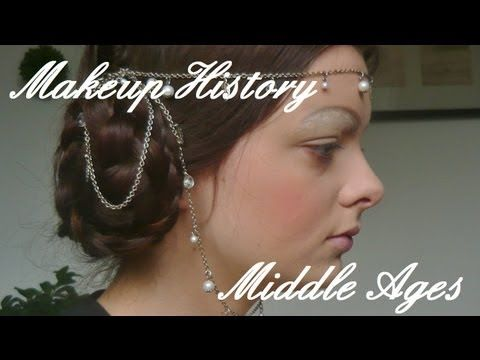▶ Makeup History: Middle Ages - YouTube
