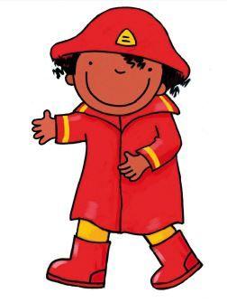 Brandweer - Lou viert Carnaval