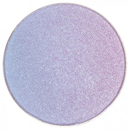 $6 - Blacklight has an electric purple base with icy blue reflects - Makeup Geek Duochrome Eyeshadow Pan - Blacklight - Makeup Geek