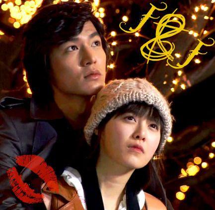 JunPyo and JanDi ~ Boys Over Flower