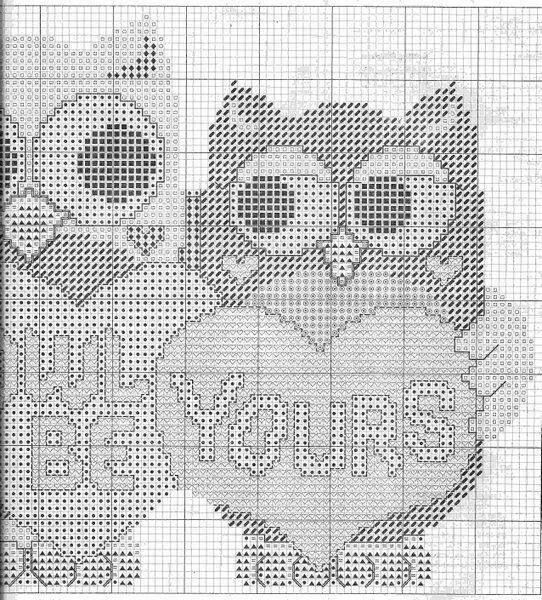 Owl Be Yours 2/3
