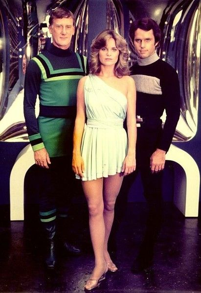 Logan's Run TV series (1977-78). I think my mom had a crush on the actor who played Rem (Donald Moffat, left).