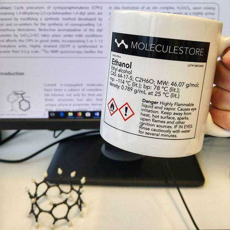 #Repost @germanscienceguy  Reading some literature while drinking coffee from my new mug by @moleculestore  #science #germanscienceguy #chemistry #ochem #mug #scientist #organicchemistry #chemical #chemist #paper #reaction #research #yellow #reading #lab #lablifephotos #laboratory #biochemistry #organicchemistry #photography #photo #colorful #chemistrylab #quimica #chemie #student #university #giessen #moleculestore #ethanol