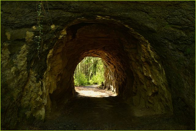 Sehome Tunnel, Bellingham, Washington | Flickr - Photo Sharing!