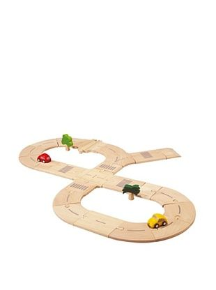 46% OFF PlanToys PlanCity Road System Standard