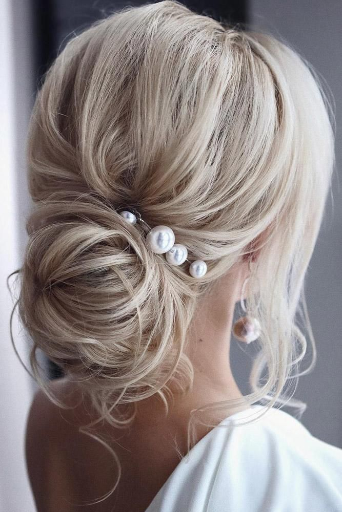 Best Wedding Hairstyles For Every Bride Style 2020 21 Prom Hairstyles For Long Hair Pearl Hair Pin Wedding Hair Styles