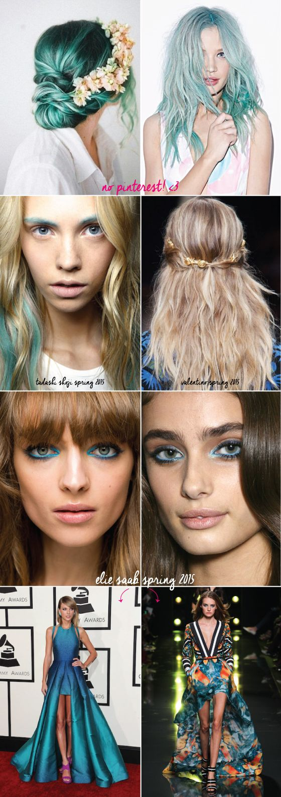 sereia-sereismo-tendencia-seapunk-wildfox-biquini-concha-tendencia-trend-mermaid-fashion-taylor-swift-elie-saab-cabelo-hair-pinterest-green-azul-blue-verde