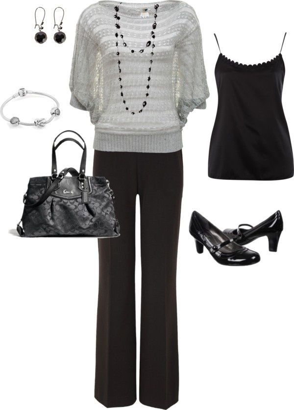 Lisette L | Black pants | shapers | slimwear | pants | slimming | control top | work outfit | outfit idea | work outfit idea
