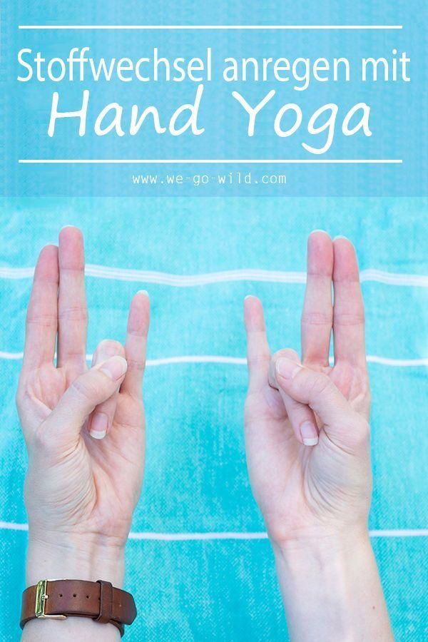Finger Yoga Übungen – die besten Mudras gegen Stress und Schmerzen