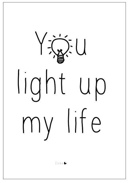 You light up my life | Elske | www.elskeleenstra.nl