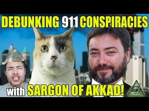 Debunking 911 Conspiracies with Sargon (& The 911 Truther AllStars!) - YouTube