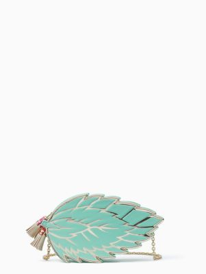 full plume mint leaf crossbody | Kate Spade New York