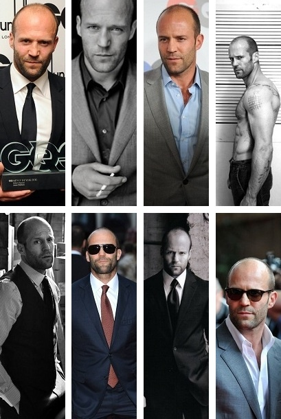 Jason Statham: the Transporter, Death Race, the Expendables   The only person who could convince me to buy a sedan.  One of the best action stars of our time.