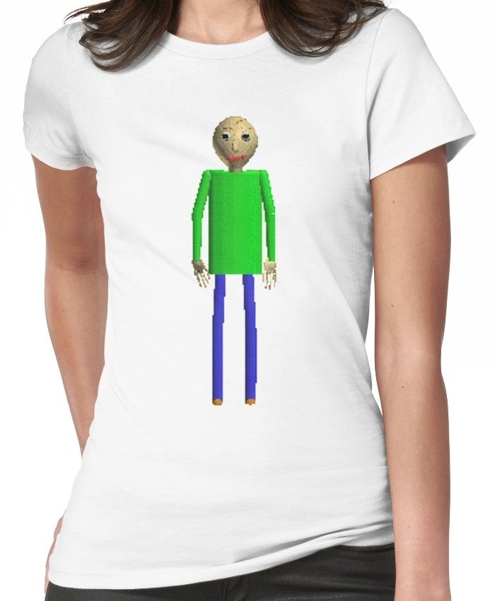 Baldi From Baldi S Basics In Education And Learning T Shirt By