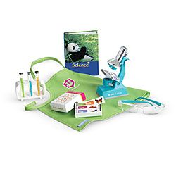 American Girl® Accessories: Science Lab Set.... exactly what people kept saying they wanted, I think the forums have a company spy