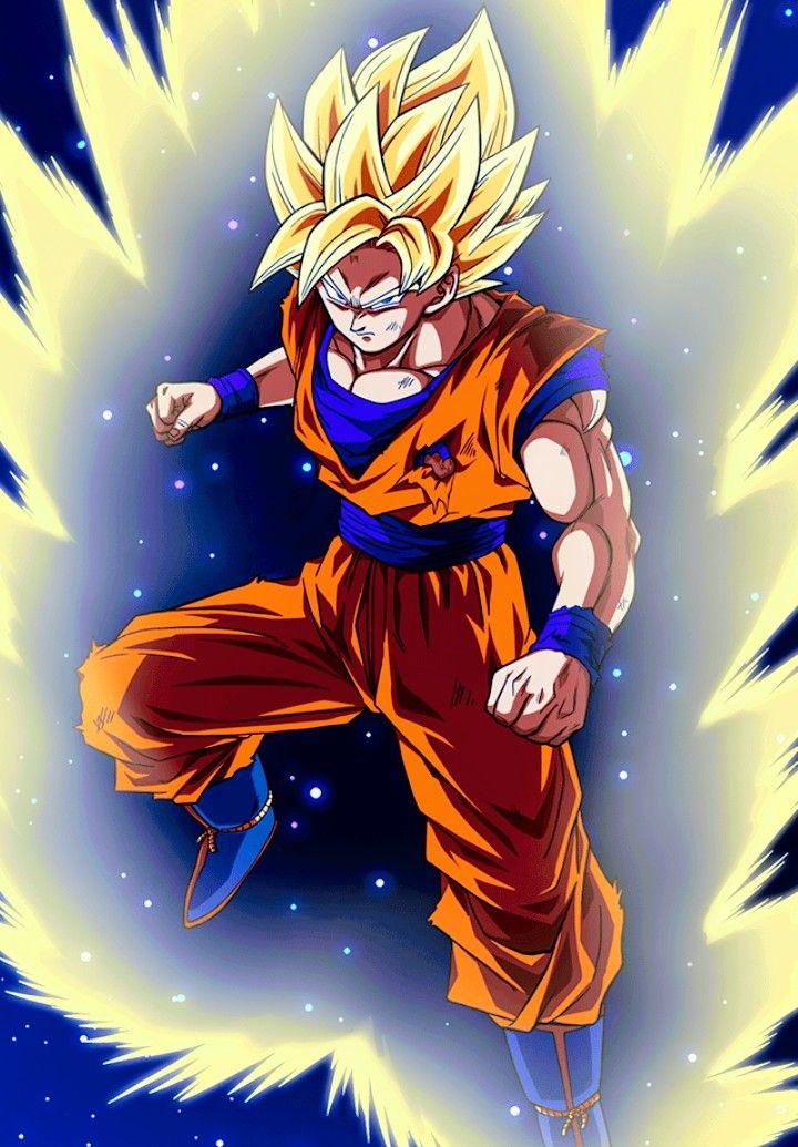 Goku Super Saiyan Dragon Ball Super Personagens De Anime Desenho De Anime Anime