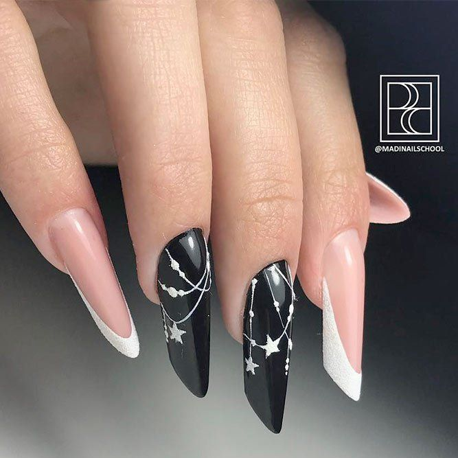 Pin On Gel Nail Designs Gallery 2019