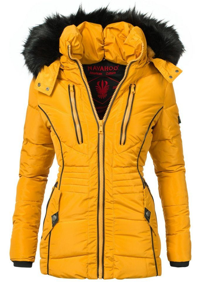 best website 084e7 695c7 Navahoo Steppjacke »Esma« edle Winterjacke m ...