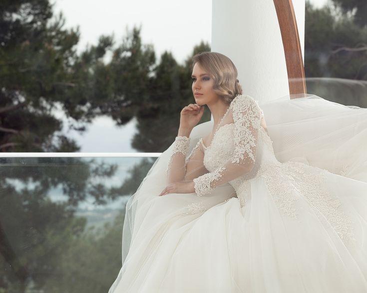2016 en güzel prenses modeli gelinlikler-prenses gelinlik 2016-nova bela nişantaşı istanbul