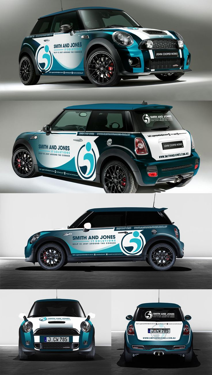 Design your own car sticker uk - Check Out This Car Truck Or Van Wrap From The Community