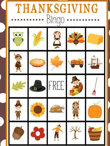 10 Kids' Thanksgiving Games You'll Be Grateful for
