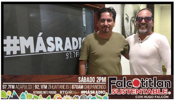 Falcotitlan SUSTENTABLE   SINTONIZA HOY SÁBADO A LAS 2PM A TRAVÉS DE RADIO Y TELEVISIÓN DE GUERRERO (RTG) POR 97.7 FM ACAPULCO, 92.1 FM ZIHUATANEJO Y 870 AM CHILPANCINGO   INVITADO: Juan Barnard, biólogo marino y fotógrafo marino.  Representante de México en campeonatos internacionales y mundiales de fotografía marina.   TEMA: Acapulco submarino.   RADIO EN LÍNEA: http://rtvgro.net/radio/acapulco977/   #MásRadio #Acapulco #Zihuatanejo #Chilpancingo #Guerrero #FalcotitlanSUSTENTABLE