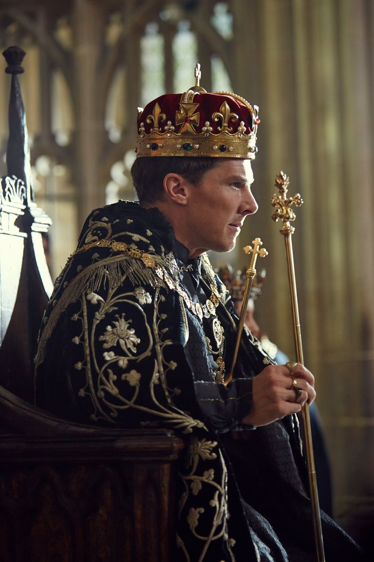 The current king of England<<<and honey u should see Sherlock in a crown