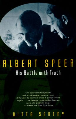 """""""Albert Speer was not only Hitler's architect and armaments minister, but the Fuhrer's closest friend--his """"unhappy love."""" Speer was one of the few defendants at the Nuremberg Trials to take responsibility for Nazi war crimes, even as he denied knowledge of the Holocaust. Now this enigma of a man is unveiled in a monumental biography by a writer who came to know Speer intimately in his final years."""""""