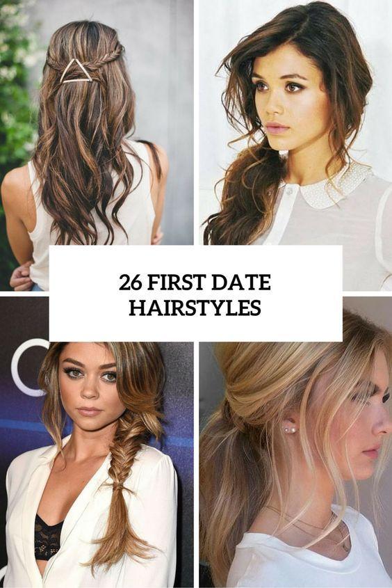 Wondrous 17 Best Ideas About First Date Hair On Pinterest First Date Short Hairstyles Gunalazisus